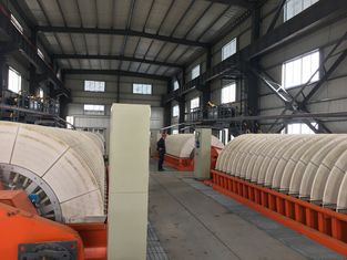 1~240m2 Filtration Area Rotary Vacuum Disc Filter For Mining Dewatering